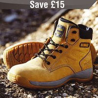 DeWalt workboots