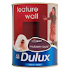 Dulux Feature Walls Mulberry Burst 1.25L